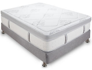 Classic Brands 14-Inch Gramercy Hybrid Queen Mattress, , large