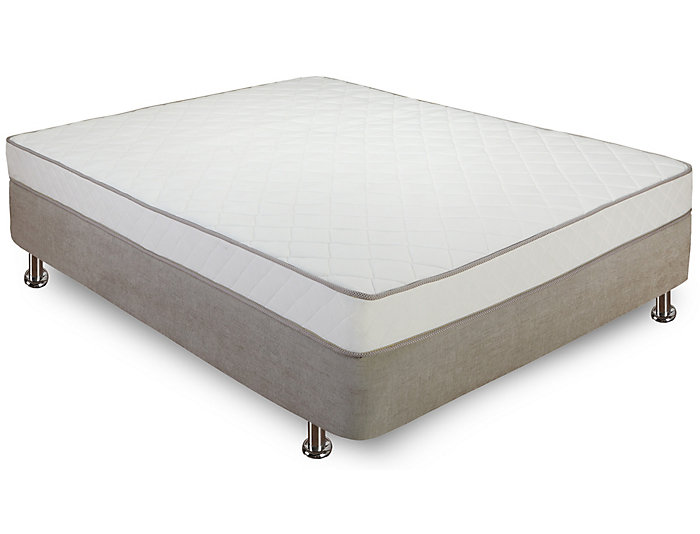 Classic Brands 7-Inch Bonnell Twin Mattress, , large