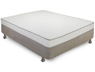 "Classic Brands 7"" Bonnell Twin Innerspring Mattress, , large"