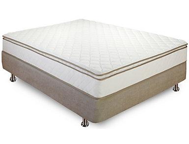 Classic Brands 10-Inch Pillowtop Queen Mattress, , large