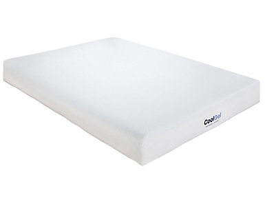 "Classic Brands 6"" Classic Full Gel Memory Mattress, , large"