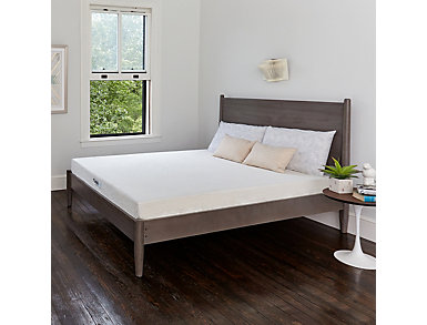 "Classic Brands 6"" Gel Memory Foam Mattress, , large"