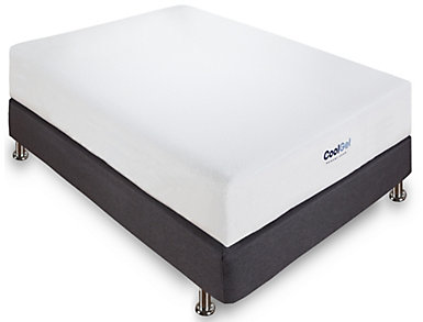 "Classic Brands 8"" Cool Gel Memory Foam Firm California King Mattress, , large"