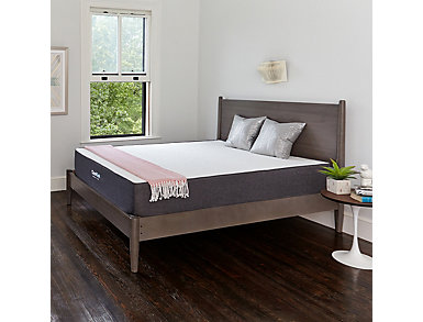 "Classic Brands 10.5"" Gel Memory Foam Mattress, , large"