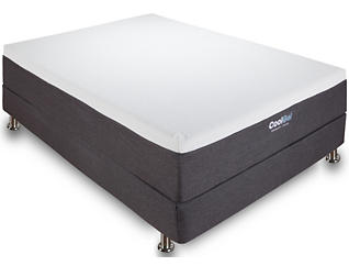 Classic Brands 12-Inch Gel Memory Foam King Mattress, , large