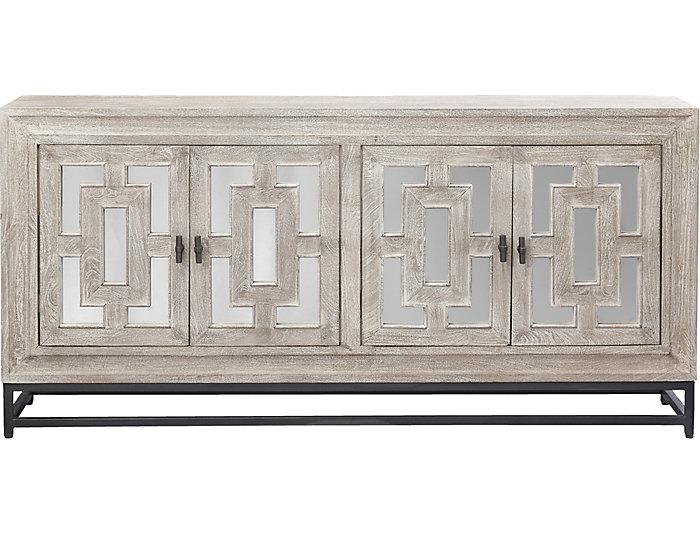 Incredible Artemis Mirrored 4 Door Sideboard Machost Co Dining Chair Design Ideas Machostcouk
