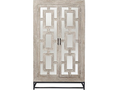Artemis Tall Cabinet - 2 Door, , large