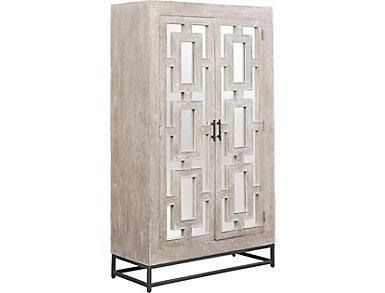 Artemis 2-Door Tall Cabinet, , large