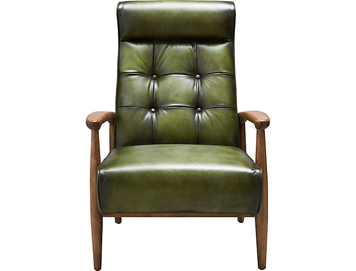 Murphy Accent Chair, Green, , large