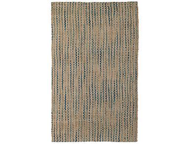 Ladera Stripe Beige 5x8 Rug, , large