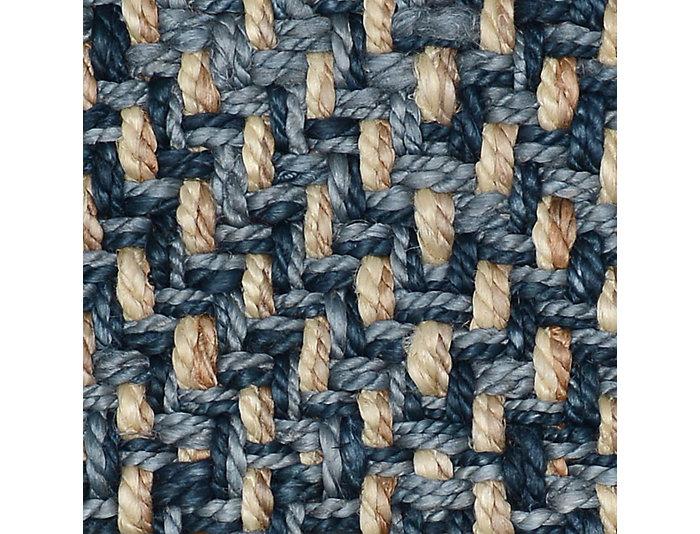 Ladera Bold Indigo 5x8 Rug, , large