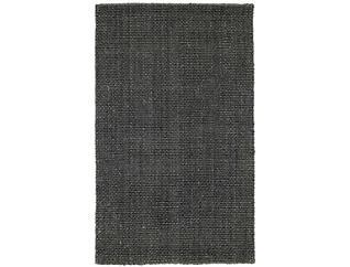 Knobby Loop Charcoal 5x8 Rug, , large
