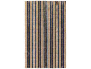 Seagrass Cabana Stripe 2x3 Rug, , large