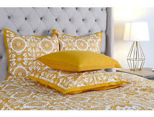 Resort Mango Full Duvet, , large