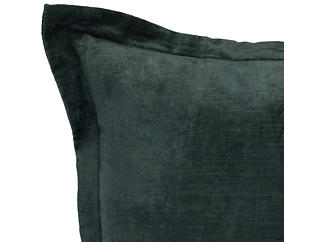 Lapis Charcoal Pillow, , large