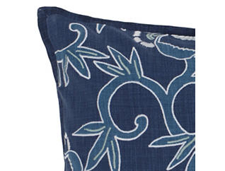 "Alisa Navy 18"" x 18"" Pillow, , large"