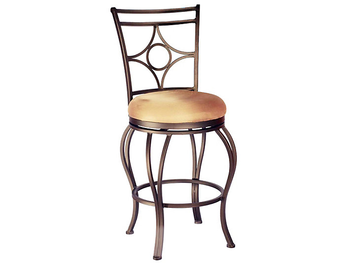 Dallas Swivel Counter Stool, , large