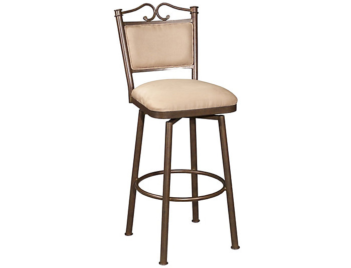 Nashville Swivel Counter Stool, , large