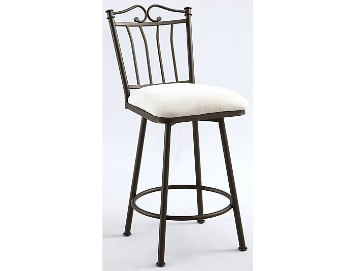 Plymouth Swivel Counter Stool, , large