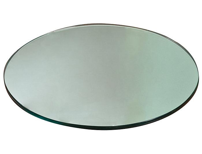 Round Mirror Lazy Susan, , large