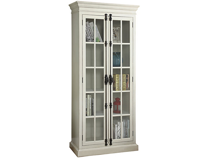 ... Coast Antique White Tall Cab, , large ... - Coast Antique White Tall Cab Art Van Home