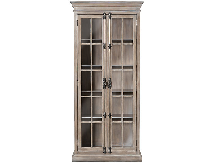 Coast Driftwood Tall Cabinet, , large
