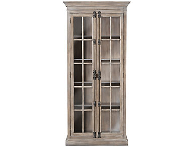 Driftwood Tall Cabinet, , large