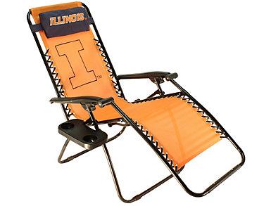 Univ of IL Zero Gravity Chair, , large