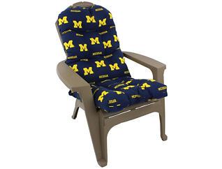 Wolverines Adirondack Cushion, , large