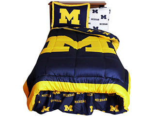 Wolverines Full 6 Piece Set, , large