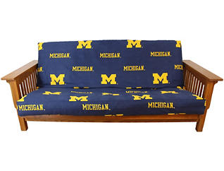 Wolverines Futon Cover, , large