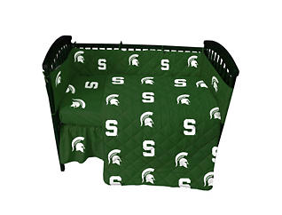 Spartans 5pc Crib Set, , large