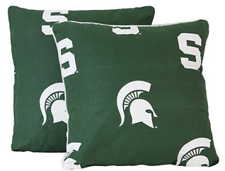 Spartans Pillow (Set of 2), , large
