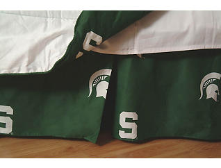 Spartans Queen Bed Skirt, , large