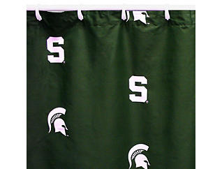Spartans Shower Curtain, , large