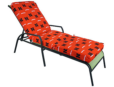 Nebraska 3pc Chaise Cushion, , large