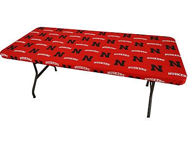 Nebraska 8  Table Cover, , large