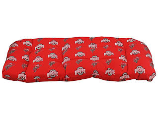 Ohio State Loveseat Cushion, , large