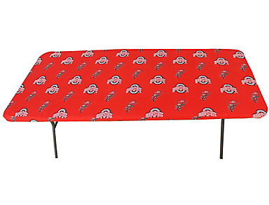 Ohio State 6  Table Cover, , large