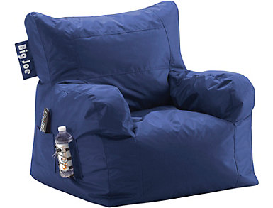 Incroyable Big Joe Dorm Chair   Blue