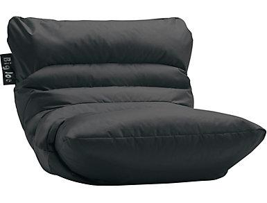 Big Joe Roma Chair - Black, , large