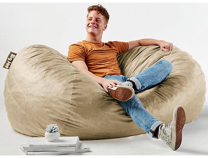 Charmant ... Big Joe Media Lounger Chair, , Large ...