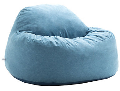 Chillum Loveseat Union, Blue, large