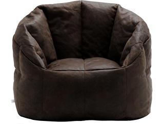 Surprising Big Joe Milano Bean Bag Chair Art Van Home Frankydiablos Diy Chair Ideas Frankydiabloscom