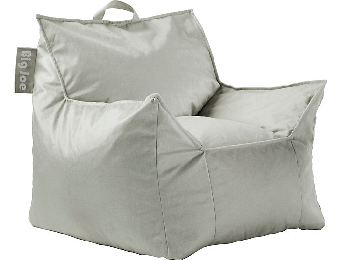 Big Joe Mitten Bean Bag Chair Art Van Home