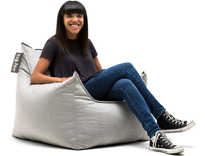 Prime Big Joe Mitten Bean Bag Chair Art Van Home Theyellowbook Wood Chair Design Ideas Theyellowbookinfo