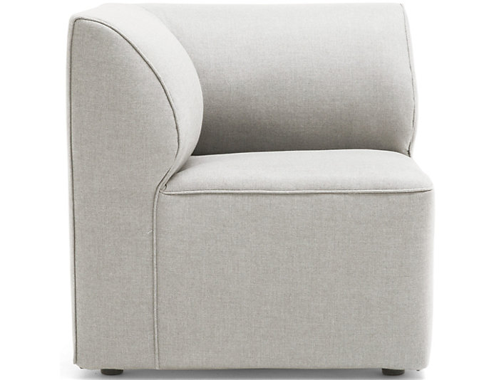 Awesome ... Fulton Beige Corner Chair, , Large ...