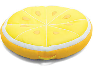 Lemon Slice Pool Float, , large