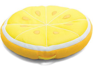 Lemon Slice Pool Float, , large