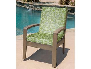 "Keene High Back cushion 21x45"", , large"